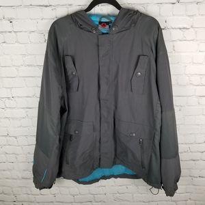 AIRWALK | zip lightweight mask & goggles jacket